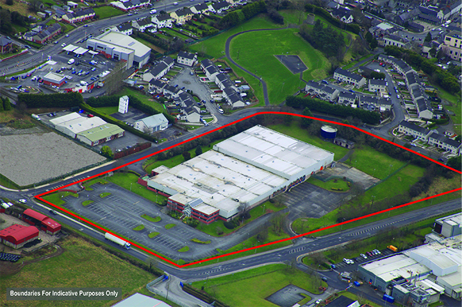 Former Bose Facility, Carrickmacross Industrial Estate, Castleblayney Road, Carrickmacross, A81 AC97