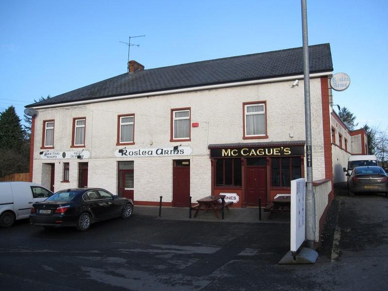 The Roslea Arms, Roslea, Co Fermanagh